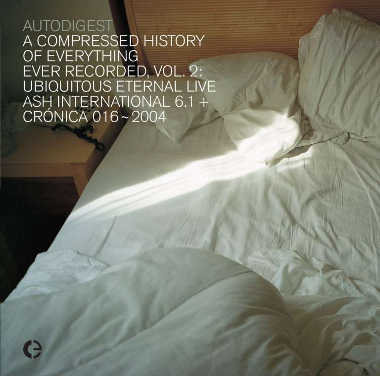 A Compressed History of Everything Ever Recorded, Vol.2: Ubiquitous Eternal Live