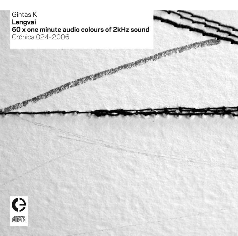 Lengvai / 60 x one minute audio colours of 2kHz sound